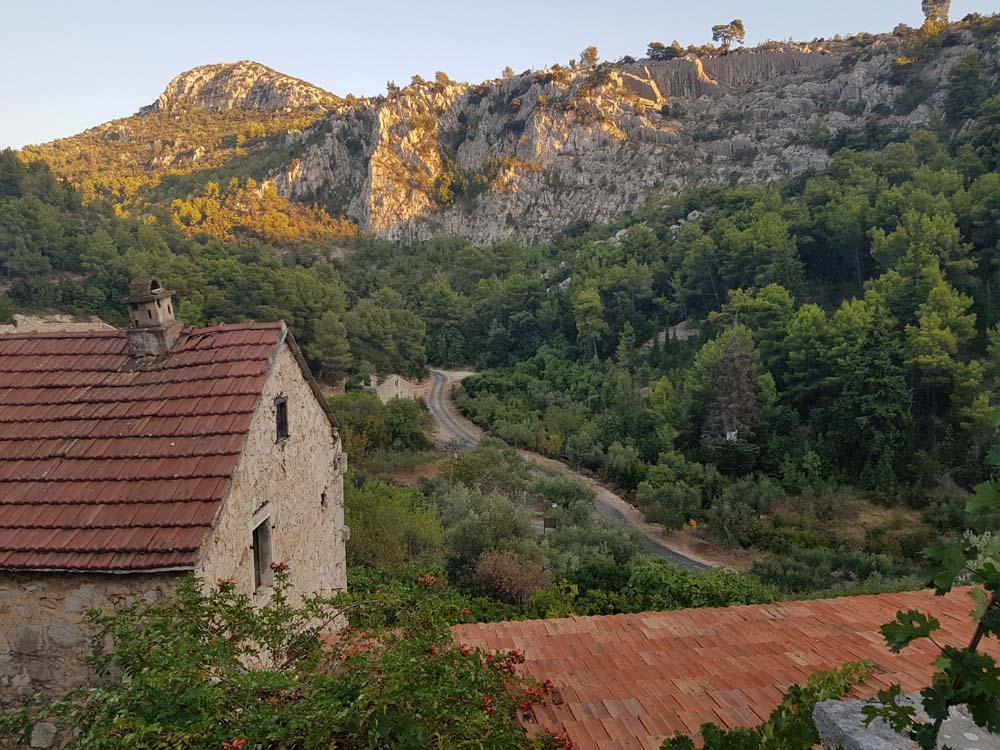 Malo Grablje: Selo napušteno još polovinom šezdesetih zbog bolesti vinove loze