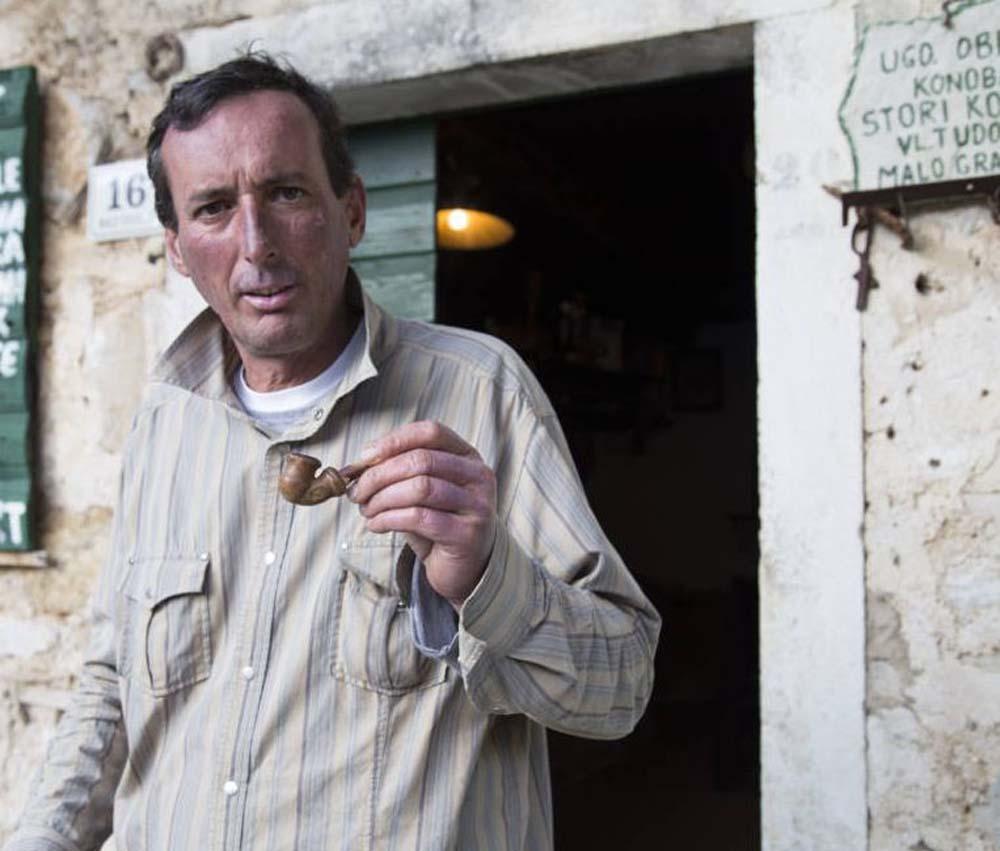 """Meštani ga proglasili """"ćaknutim"""" kada se vratio u napušeno selo: Berti Tudor"""