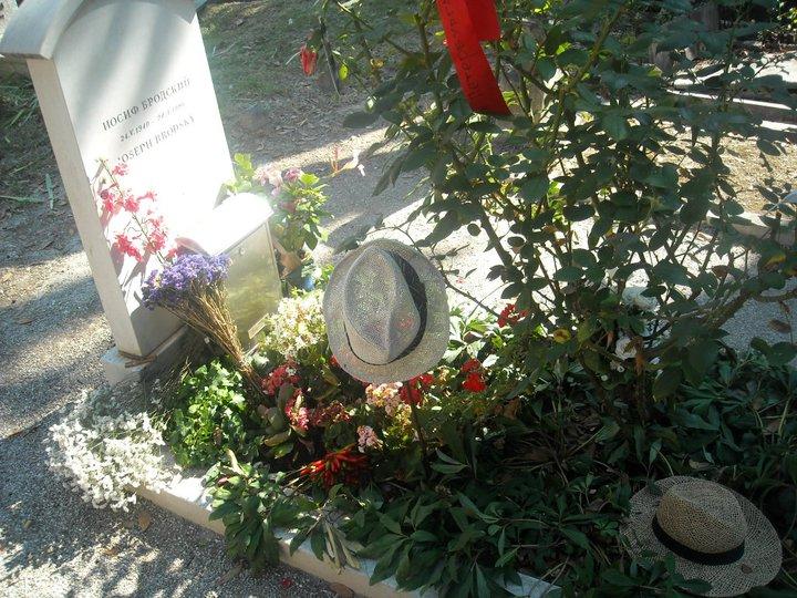 Grob Josifa Brodskog
