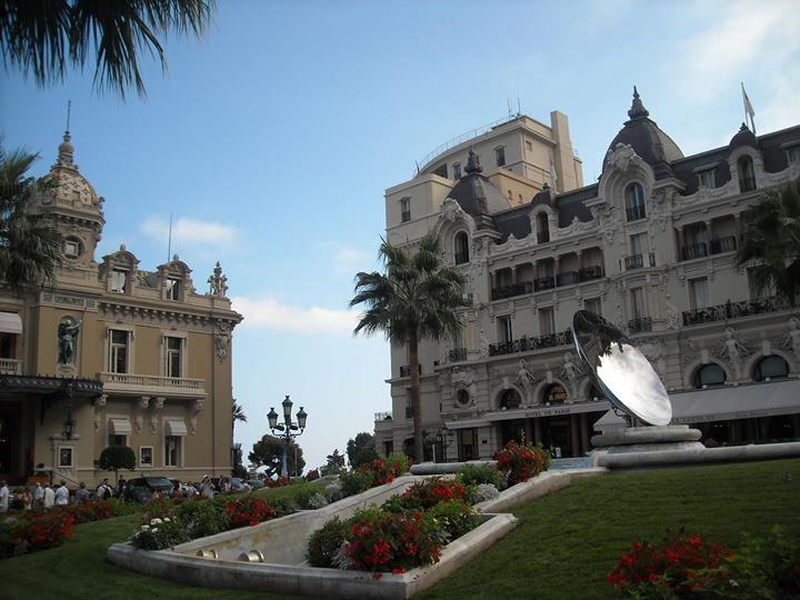Casino Monte Carlo i Hotel de Paris