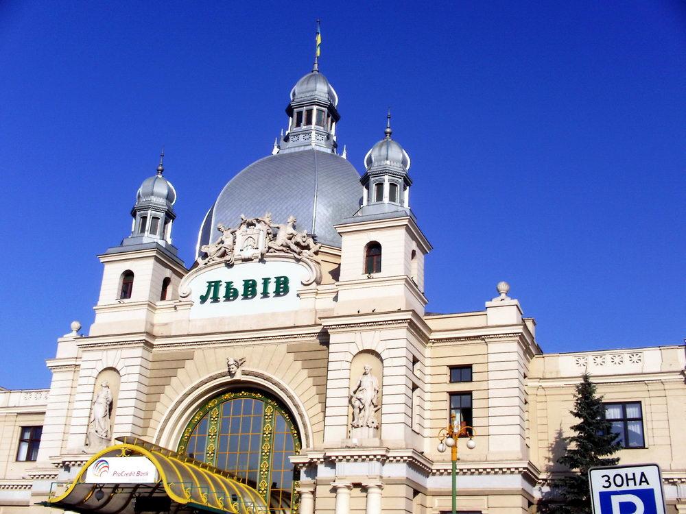 Opera? Pozorište? Muzej? Galerija? Ne! Železnička stanica u Lavovu, biser secesije.