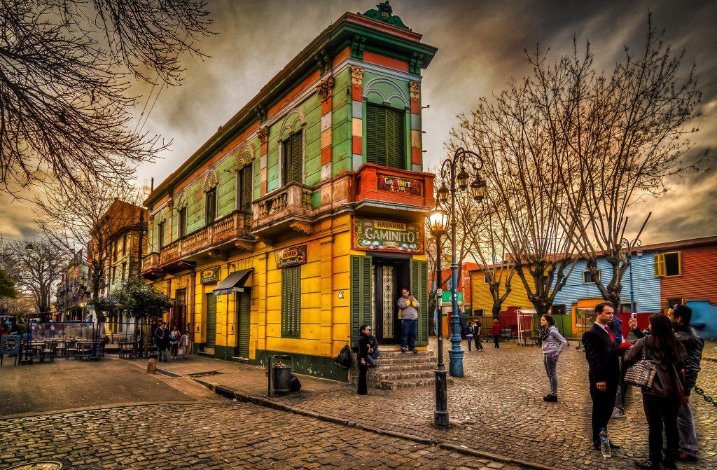 KAMINITO: Boemski kvart Buenos Airesa iz kojeg treba bežati pre sumraka