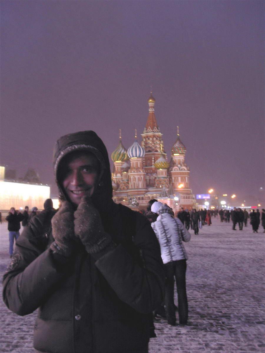 Radost: sneg, Crveni trg, votka - sve je tu!