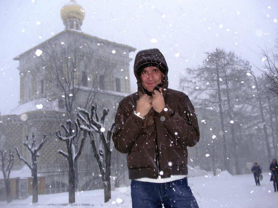 Sumrak pod snegom u Sergijevom Posadu: savršeni kraj dana!