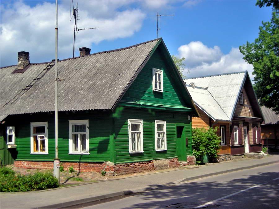 Trakaj, stara prestonica Litvanije