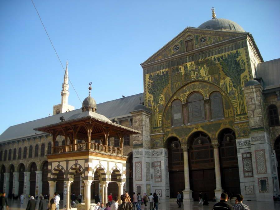 Prvo Baalov hram, pa Jupiterov hram, pa crkva Jovana Krstitelja, pa Omajadska džamija – sveto mesto hrišćana i muslimana
