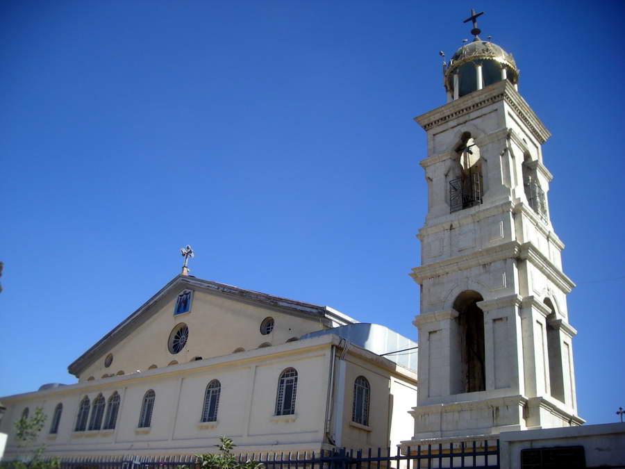 Damask je jedan od najstarijih gradova na svetu i u njemu živi priličan broj hrišćana