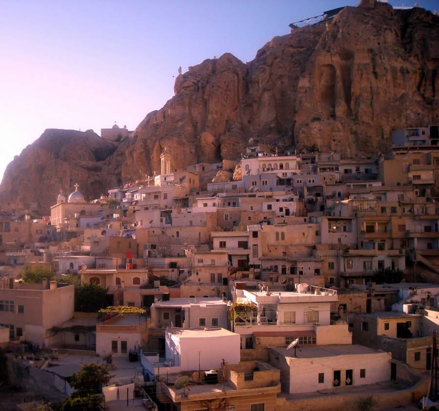 Malula – grad u kome govore aramejski, jezik samog Hrista