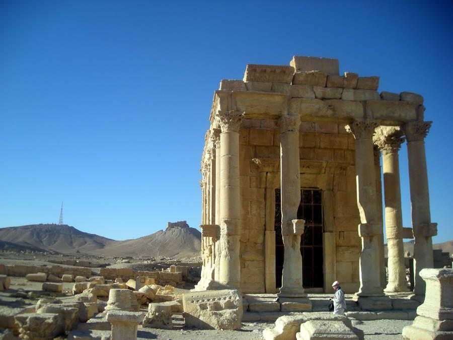 Hram Bela Šamina u Palmiri