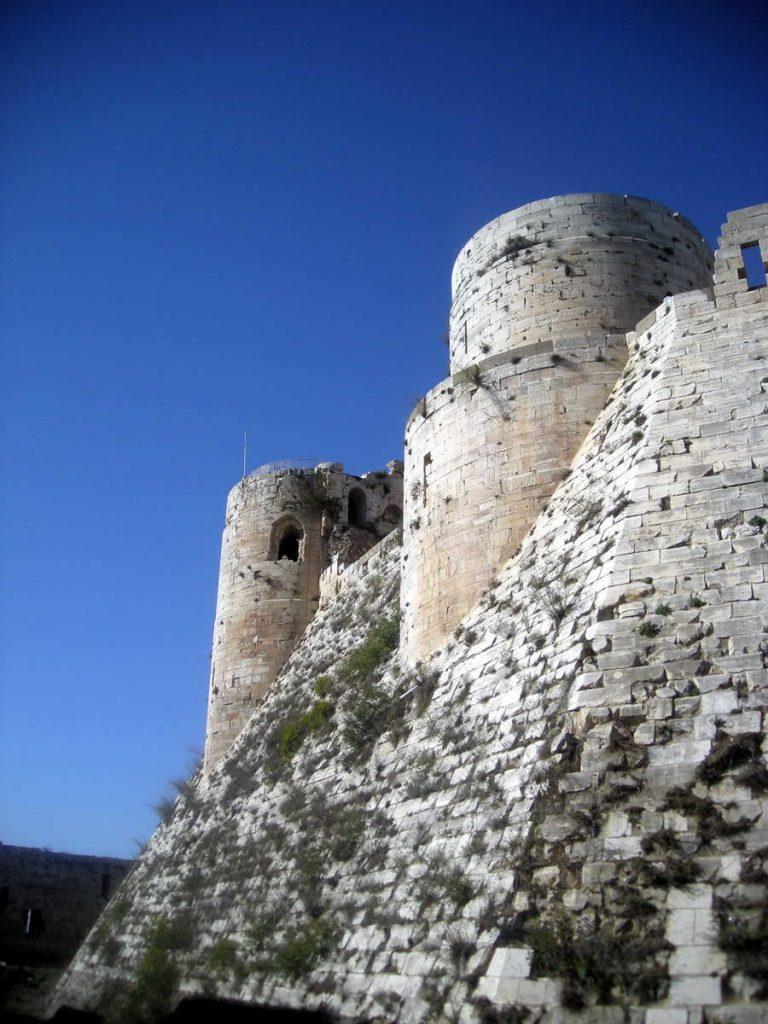 Zamak Krak de Ševalije – najveći krstaški zamak na Bliskom istoku