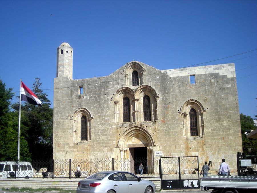 Nekad crkva, onda džamija, sad muzej – krstaški ostaci u Tartusu