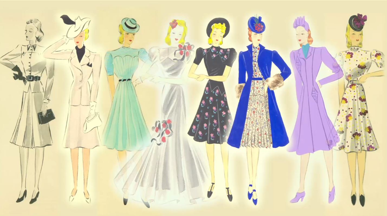 Nacrti za haljine - koji su preživeli Holokaust