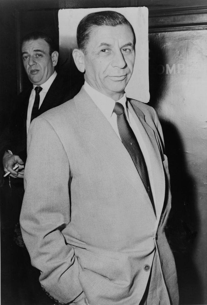 Mejer Lanski, jevrejski ganster, junak brojih filmova