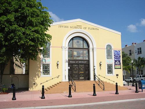Nekadašnja sinagoga, danas Jevrejski muzej u Majamiju