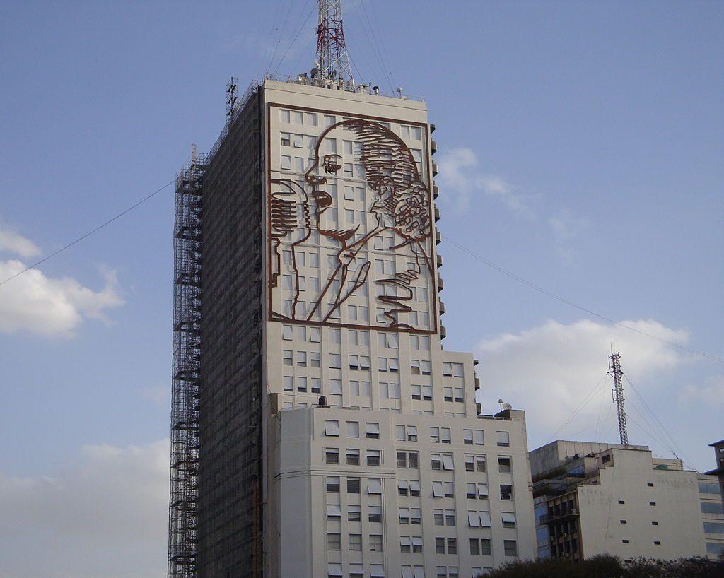 EVITA: Zgrada Ministarstva zdravlja Argentine