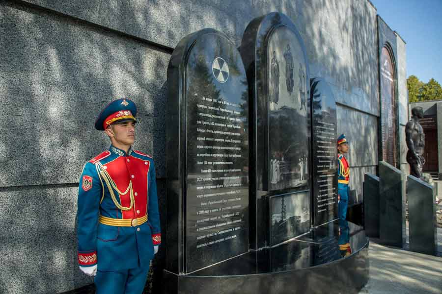 ŽRTVE ČERNOBILJA ŠIROM BIVŠEG SSSR-a: Memorijal u Tiraspolju