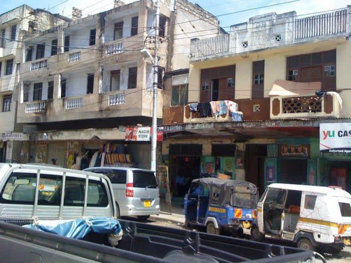 Ulice Mombase