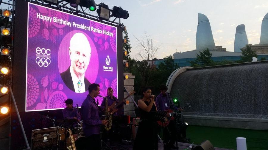 Dekadencija svetske olimpijske elite: Rođendanska zabava Patrika Hikija