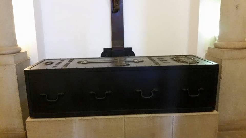 Sarkofag u Crkvi Naše Bogorodice od Montea
