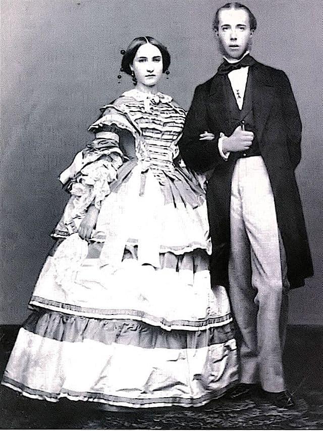Maksimilijan i Šarlota Habsburg
