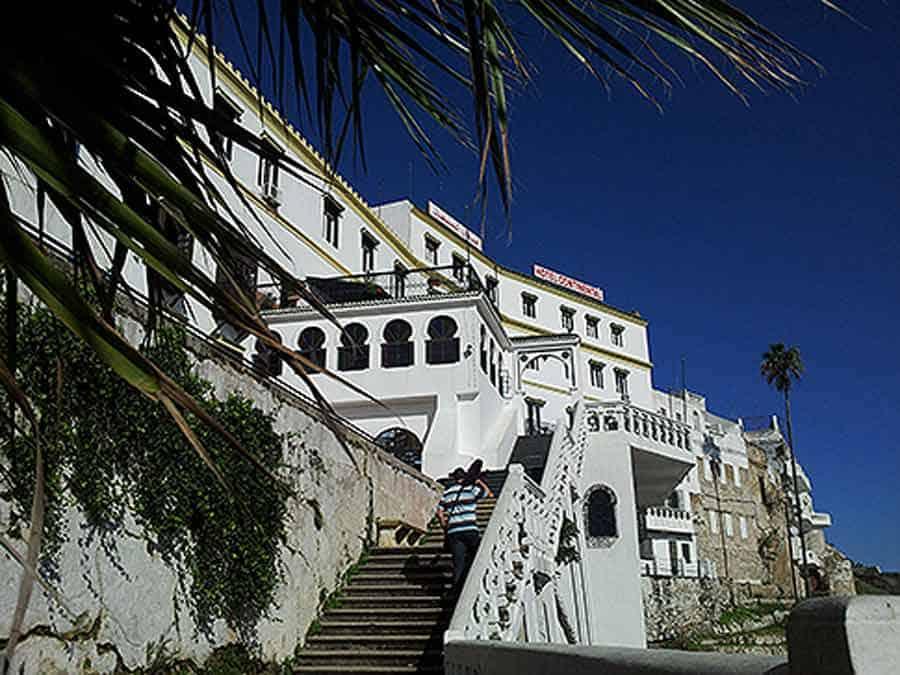 TRAGOVI PROŠLOSTI: Hotel Kontinental u Tandžiru
