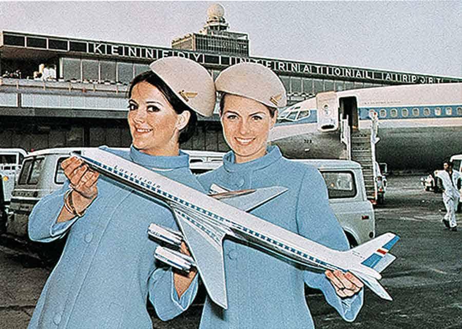 """""""MI SMO NAJSPORIJI, ALI I NAJJEFTINIJI"""": Stjuardese Islandik erlajnsa na aerodromu JFK u Njujorku"""