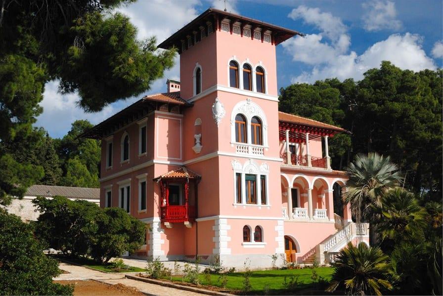 Tragovi austrijske aristokratije: Jedna od vila sa početka 20. veka u uvali Čikat u Malom Lošinju