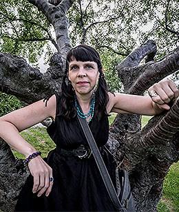 PREDSEDNICA PIRATSKE PARTIJE: Birgita Jonsdotir