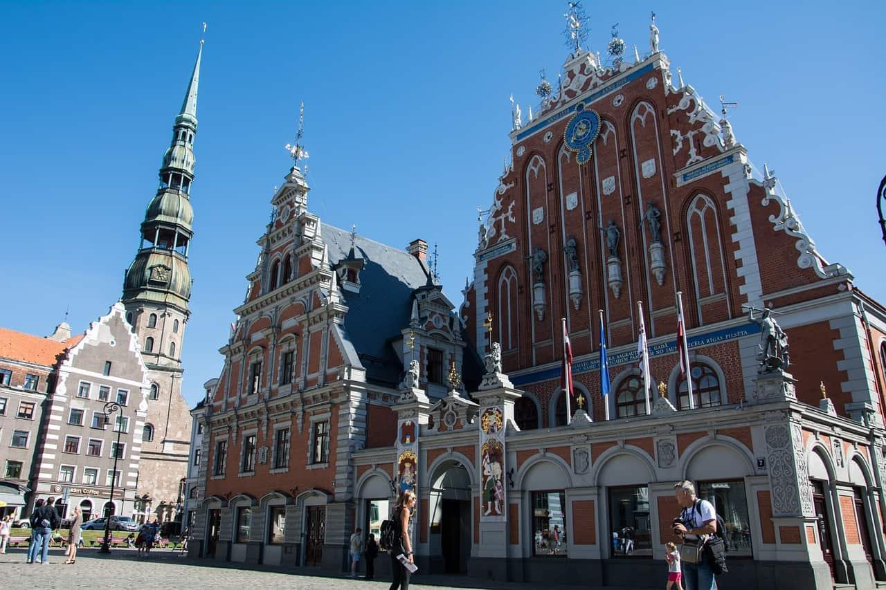 DOBAR PROVOD: Riga