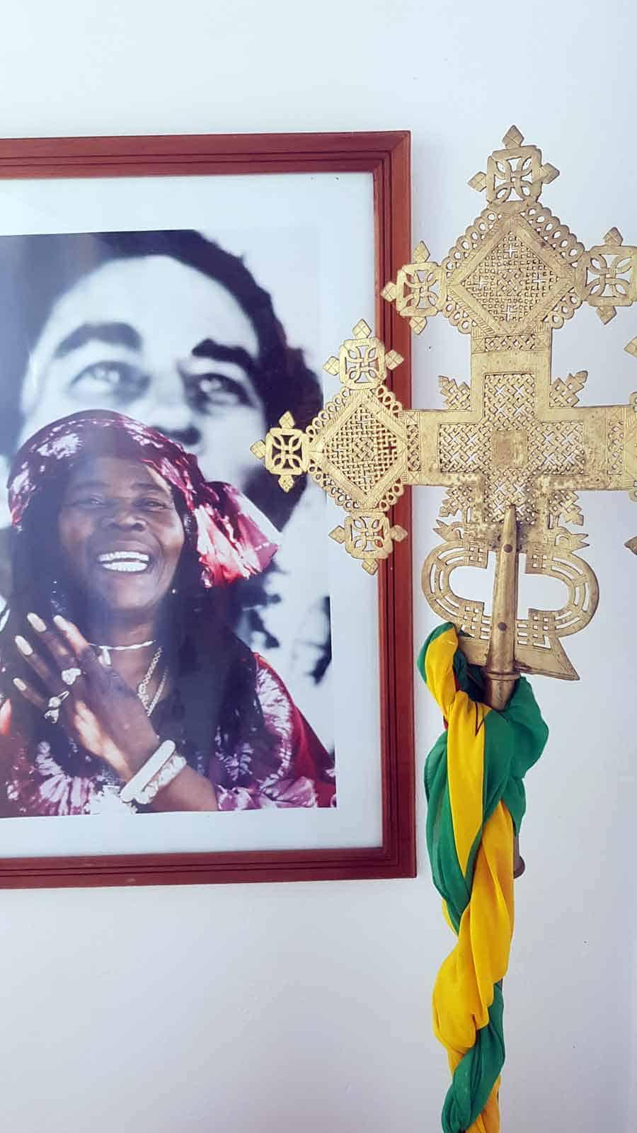 Sa planina Etiopije na obale Kariba: Mama Marli, Bob Marli i Etiopski krst