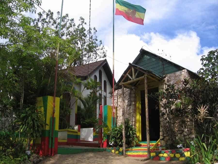 Pod zastavom Etiopskog carstva: Mauzolej Boba Marlija
