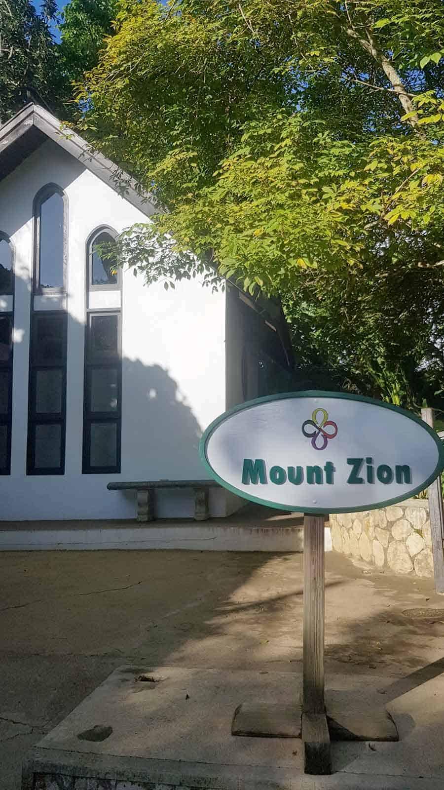 """""""Brdo Sion"""": Mauzolej u kojem je sahranjena Mama Marli"""