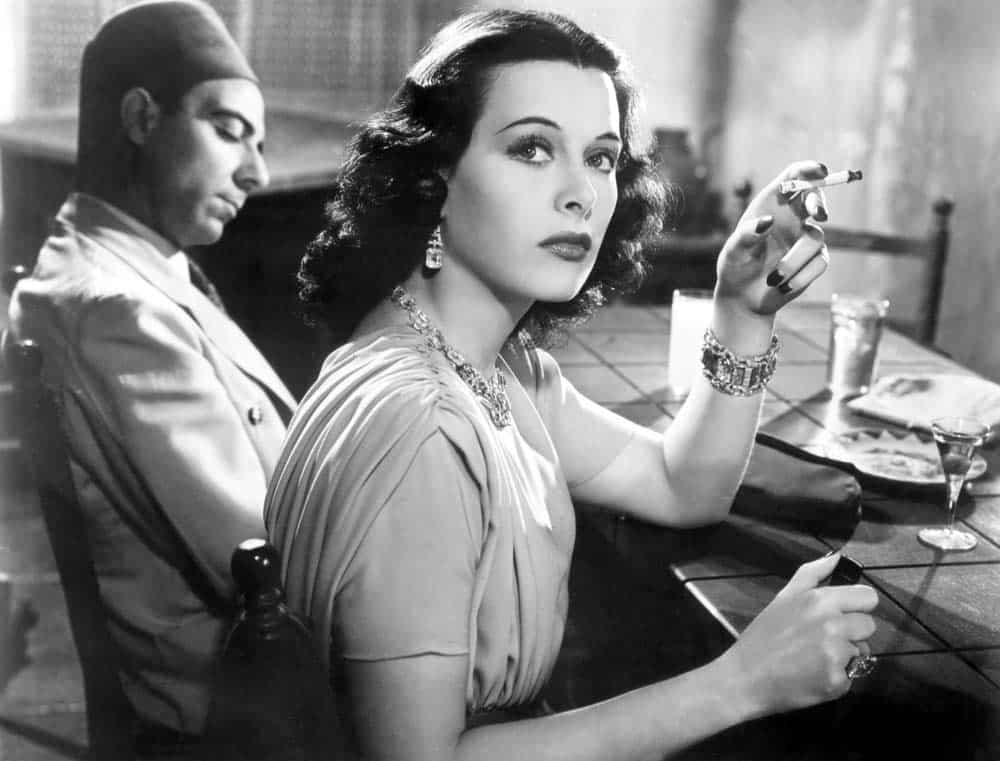 """PRVA GLAVNA ULOGA U HOLIVUDU: Hedi Lamar u filmu """"Alžir"""""""