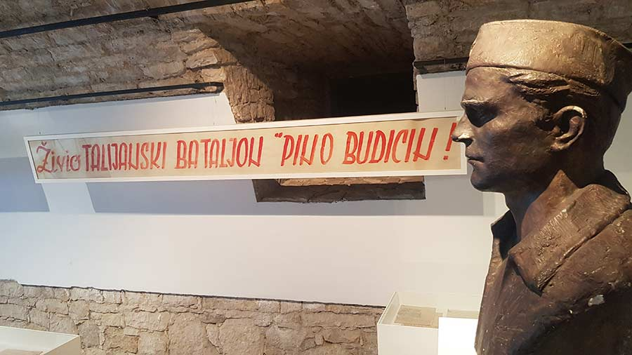 Bella Ciao :Izložba u Istorijskom i pomorskom muzeju Istre