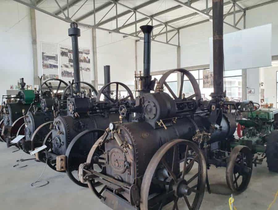 Impresivna kolekcija: Muzej Žeravica