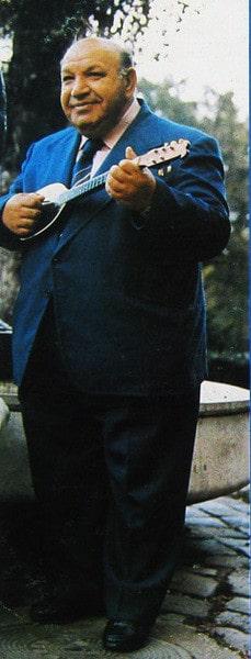 Janika Balaž, legenda tamburaške muzike, rođen je u Lukinom selu