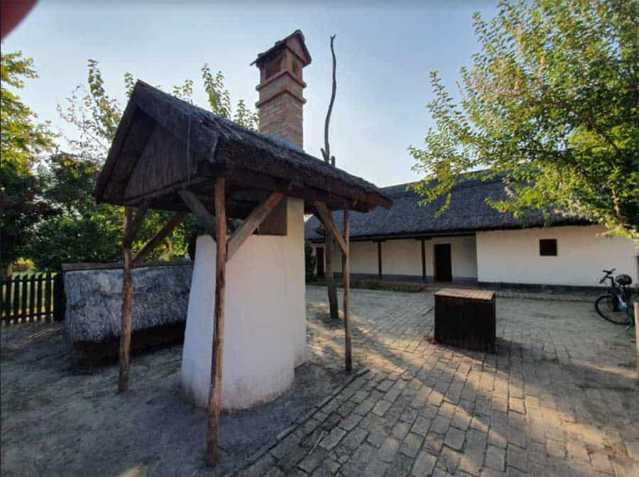 Selo za primer: Etno-kuća u Belom Blatu