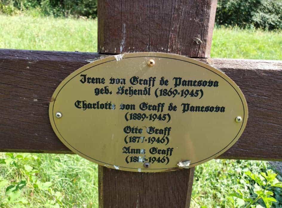 Tamna strana posleratne istorije: Jedan od grobova nemačkih civila umrlih u logoru u Knićaninu