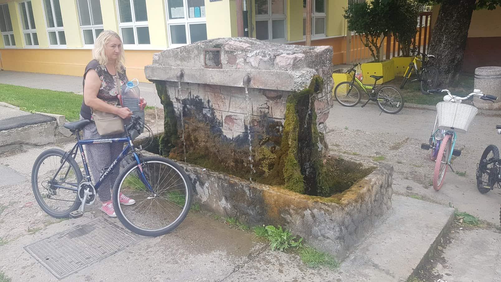 Hladna voda tokom cele godine: Arteška česma u Begeču