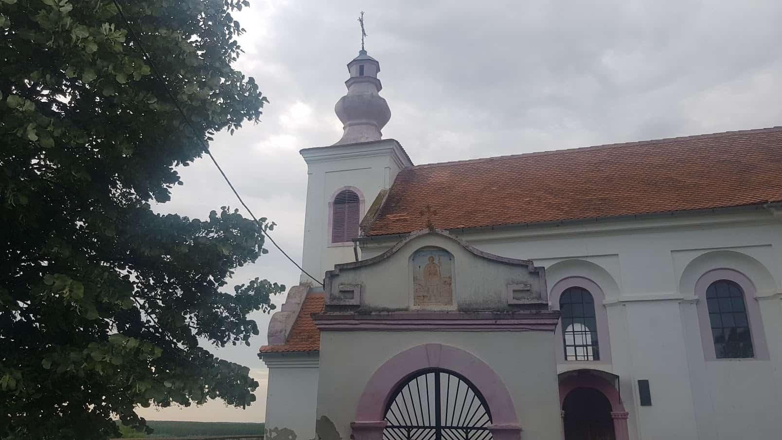 Porta sa najlepšim pogledom u Sremu: Crkva Sv. Georgija u Banoštoru