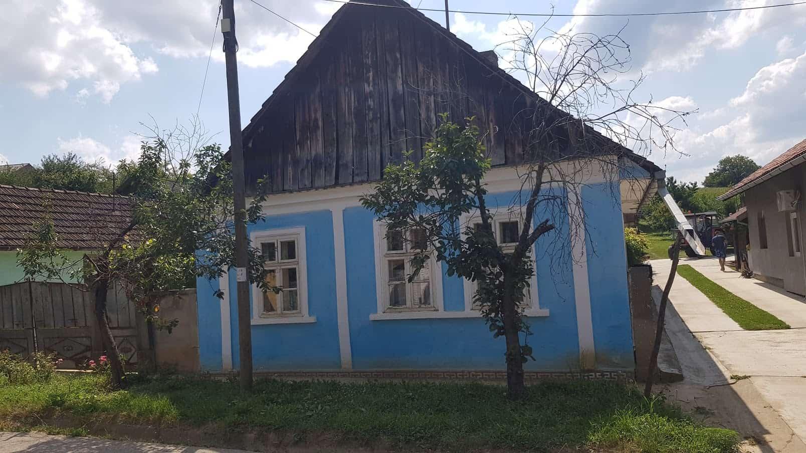 Selo Štrumfova: Kuća u Lugu