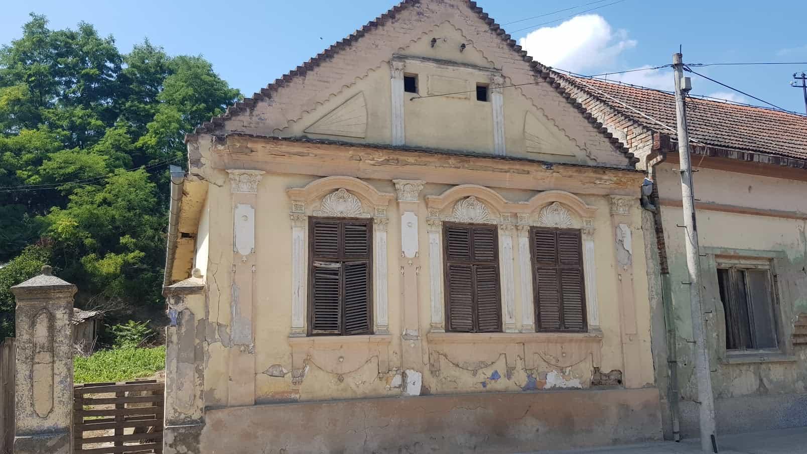 Vojvodina stara: Kuća u Suseku
