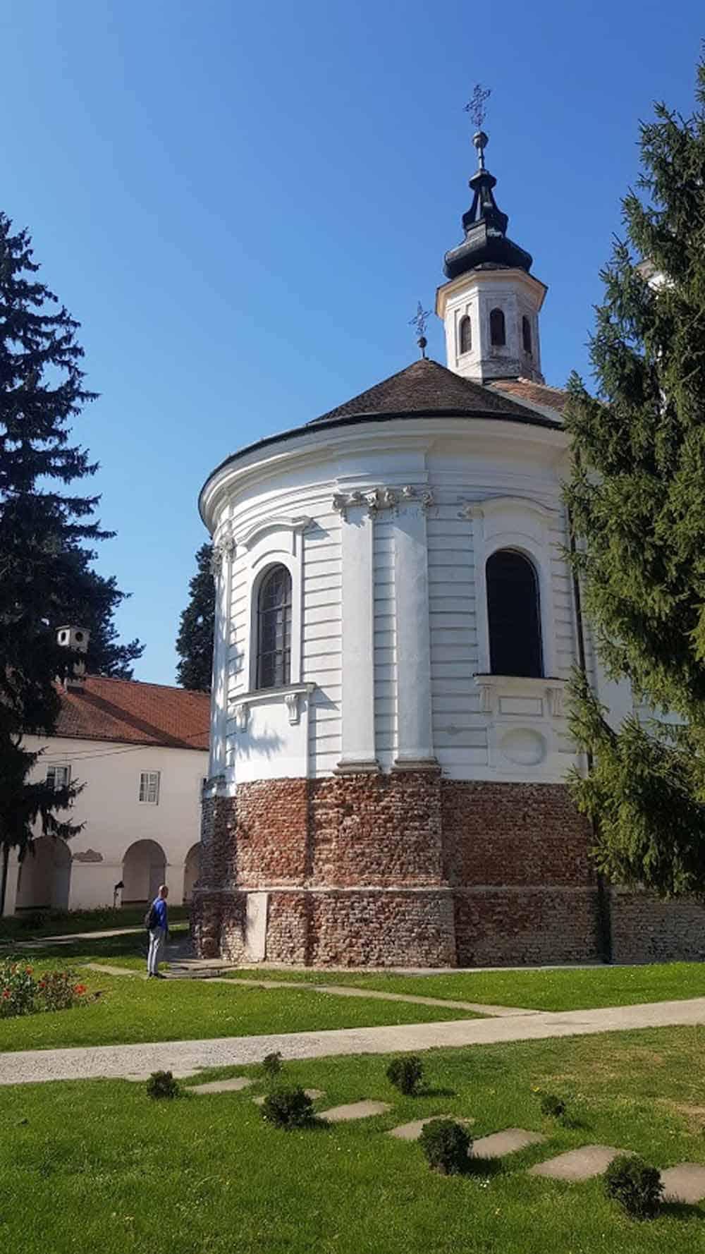 ČUVA BUTNU KOST KNEZA LAZARA: Manastir Ravanica u Vrdniku