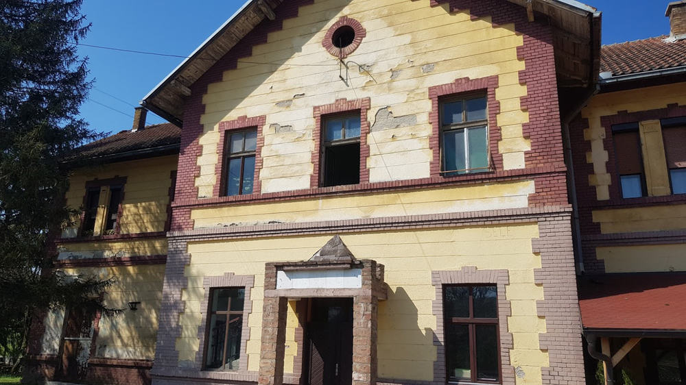 OPUSTELA POSLE 1969: Zgrada Železničke stanice u Vrdniku