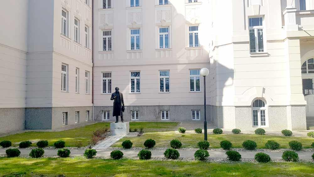 KAO U HAJDELBERGU: Gimnazija Jan Kolar u Bačkom Petrovcu