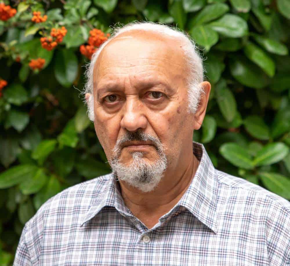 Kosta Savić, predsednik Odbora za odbranu svetinja