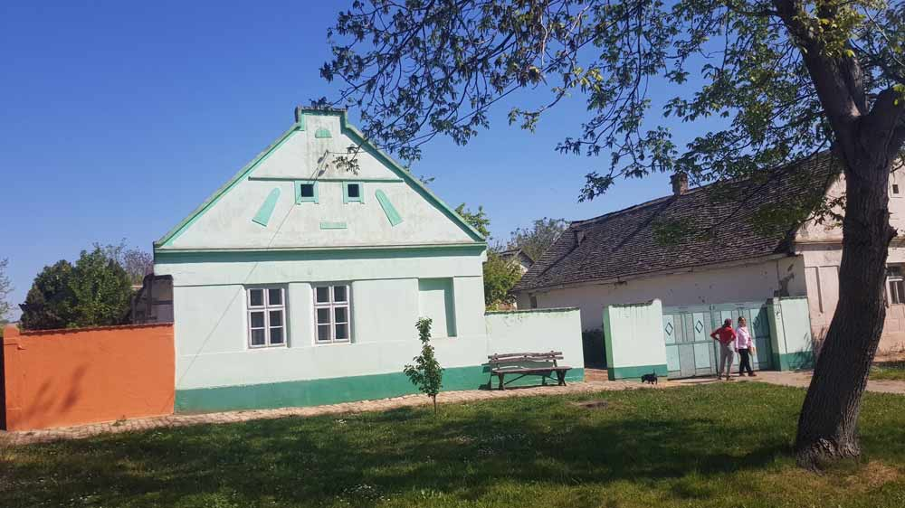 Sremska pastorala: Kuća u Krčedinu