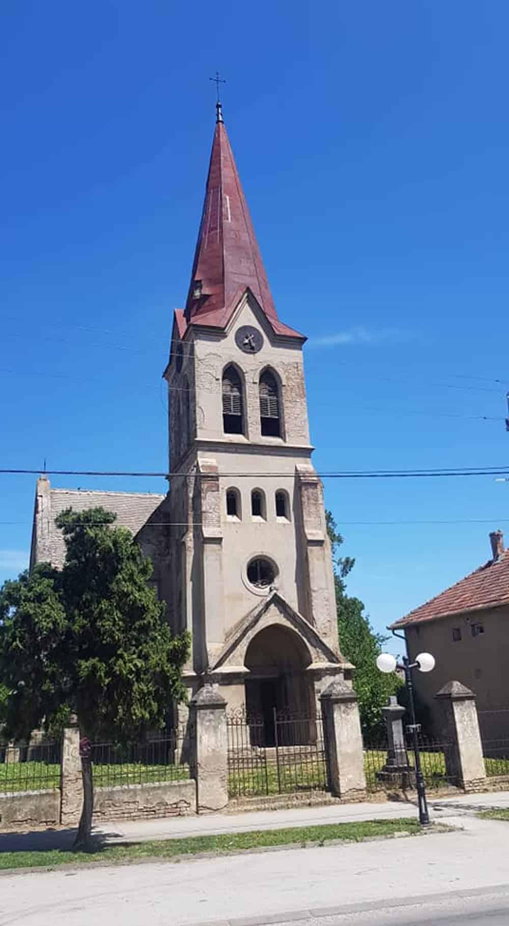 120 godina stara: Neogotička crkva u Putincima