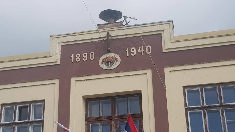Svedočanstvo prošlosti: Vatrogasni dom u Karavukovu