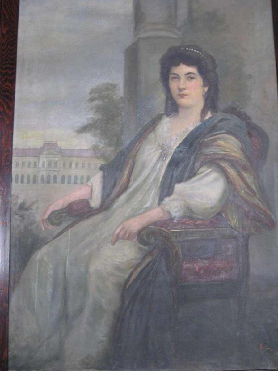 BEČEJSKA DOBROTVORKA: Baronica Eufemija Jović